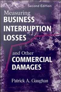 Measuring Business Interruption Losses