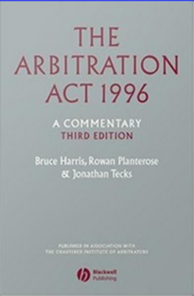 arbitration_act_1996