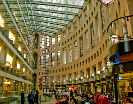 central library vancouver