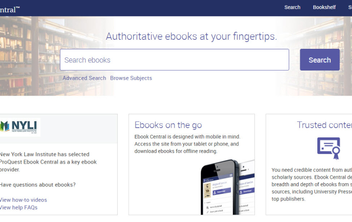 A New Look for eBooks