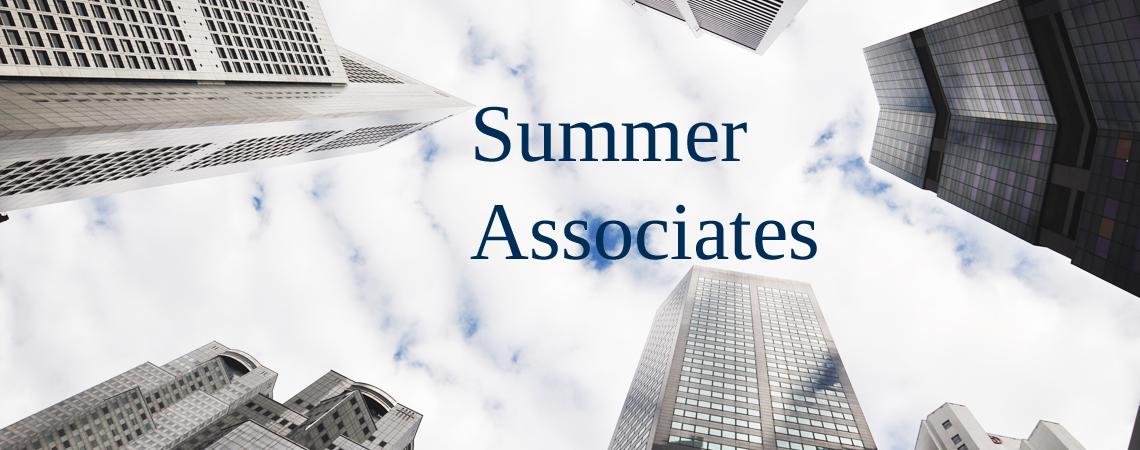 Summer-Associates