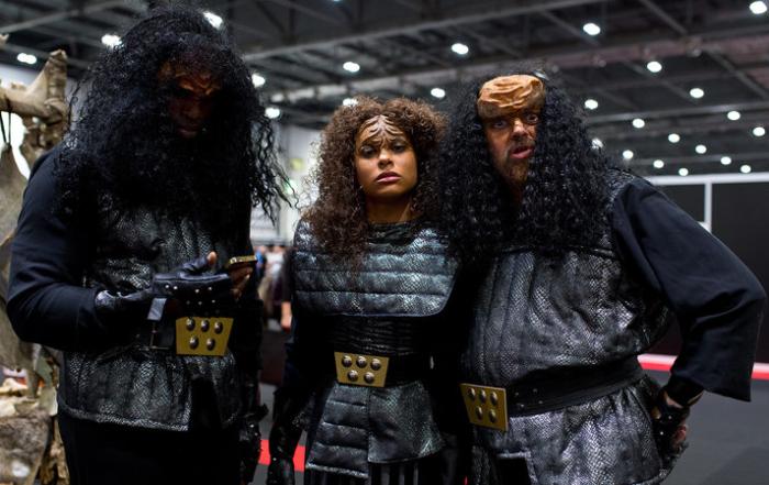 The Klingon (Legal) Battle Over Copyright