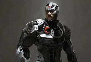 Real Lawyers v. Cyborgs