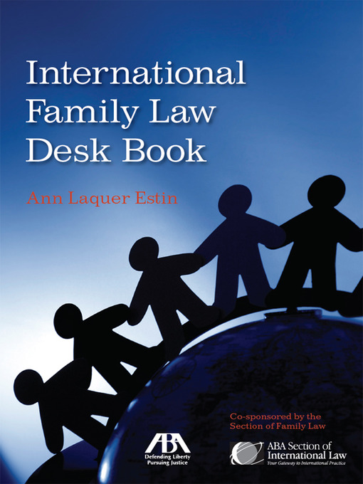 International Family Law Desk Book