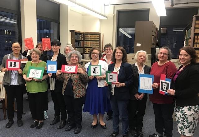 LLAGNY Book Club Hosted at NYLI