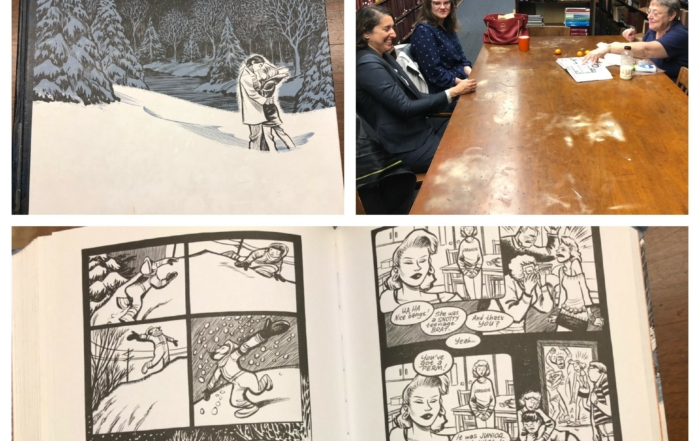 NYLI's Graphic Novel Book Group Now aSubcommittee of LLAGNY's Education Committee