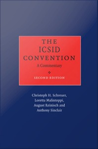 The ICSID Convention A Commentary