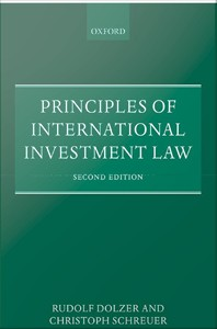 The Principles of International Investment Law