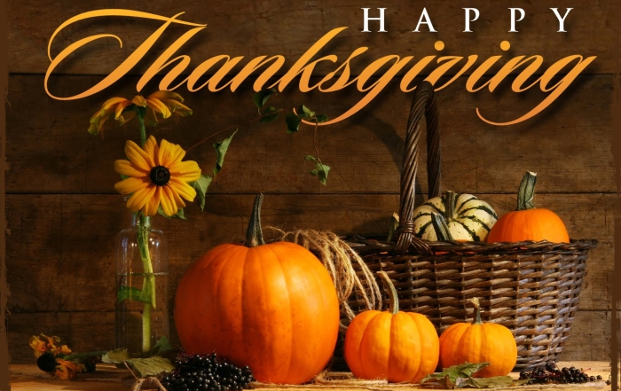 Early Closing for Thanksgiving Holiday at NYLI