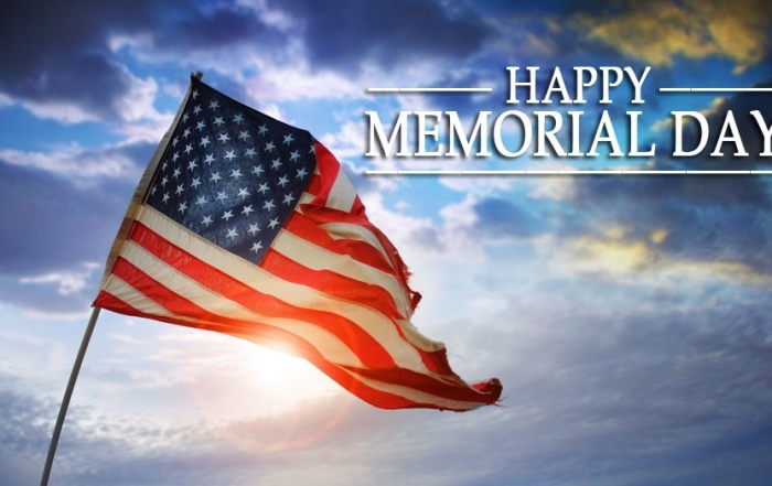 NYLI Closed for Memorial Day