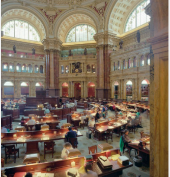 Covid-19 and the Library of Congress