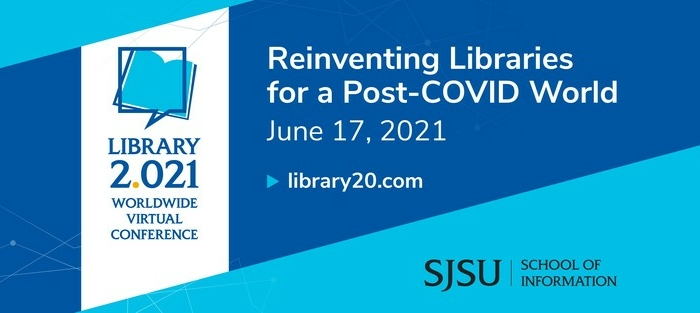 """Conference Recordings from """"Reinventing Libraries for a Post-COVID World"""" Virtual Event"""
